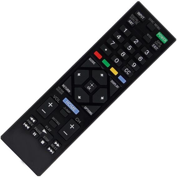 Controle Remoto Tv Sony Bravia Kdl-32r435a / Kdl-39r475a