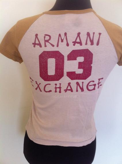 Armani Exchange Dama S Rosa Claro, Seminueva