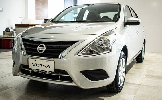Nissan Versa 1.6 Sense Mt My20 Manual 0km