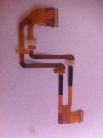 Cabo Flex Sony Xr 550 Filmadora Para Lcd Flat Flexível