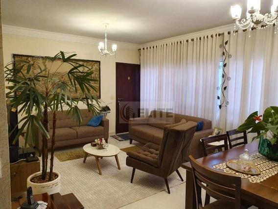 Apartamento Com 4 Dormitórios À Venda, 127 M² Por R$ 690.000,00 - Jardim - Santo André/sp - Ap8793