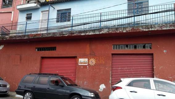 São Comercial 50 M2 Jd. Monte Alegre - Sl0022