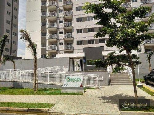 Imagem 1 de 17 de Apartamento Com 3 Dormitórios À Venda, 68 M² - Moov - São Caetano Do Sul/sp - Ap1320