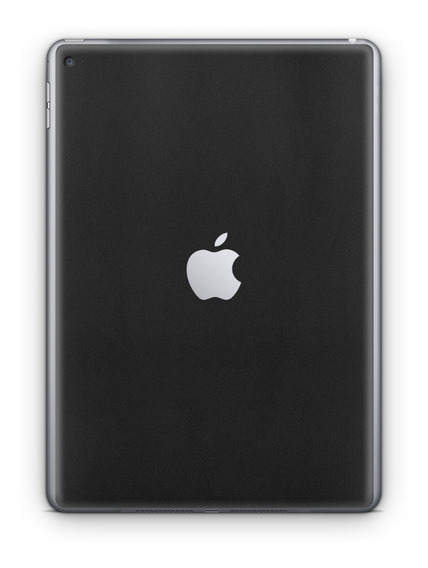 Pelicula Skin Capa Preto Fosco 3m Traseira iPad Air 3