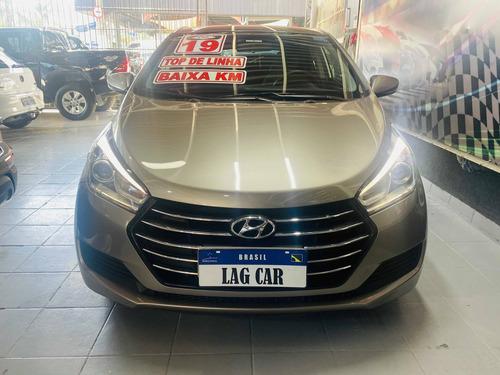 Imagem 1 de 15 de Hyundai Hb20 1.6 1 Million 16v Flex 4p Automático