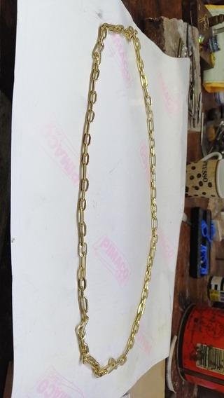 Corrente Cartier Com 8 Gramas Em Ouro 750k