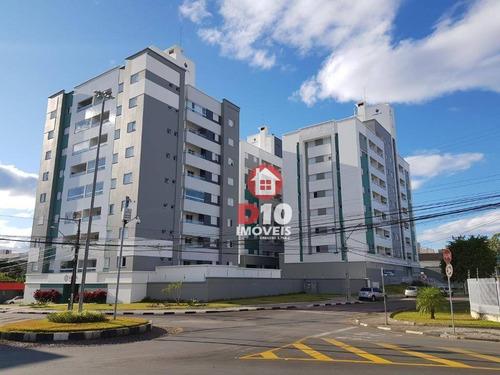 Apartamento Com 2 Dormitórios À Venda Por R$ 279.817,83 - Santa Bárbara - Criciúma/sc - Ap2582