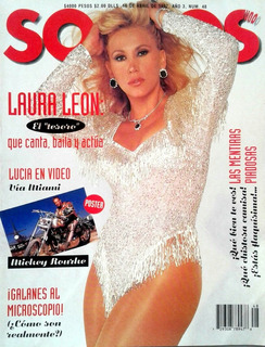 Somos Laura Leon Lucia Mendez Robin Williams Elton John