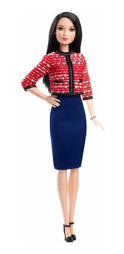 Muñeca Barbie Candidata Política 60 Aniversario