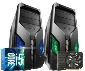 Pc Gamer Intel I5 Gtx 1050ti 4gb 16gb Hd 1tb 500w Hdmi Wifi