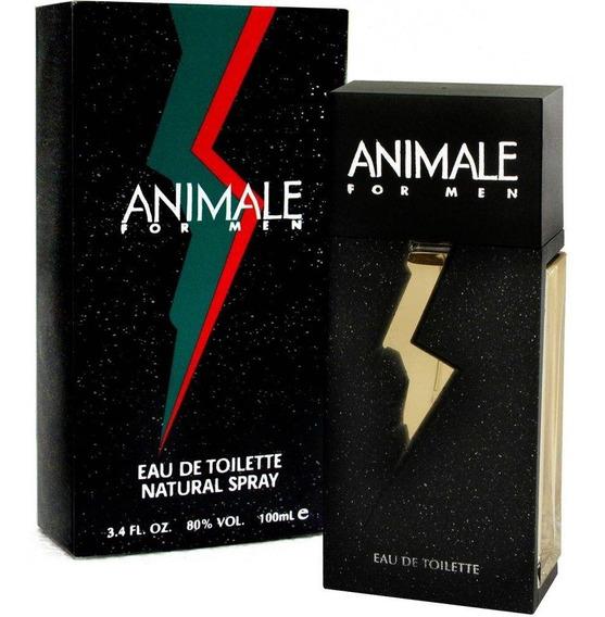 Perfume Animale For Men 100ml ( Original Lacrado )