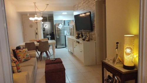 Imagem 1 de 30 de Apartamento No Bairro Itacorubi - Ap2507