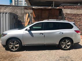 Nissan Pathfinder Exclusive Unico Dueño!! 2015 4wd 3.5 A.t