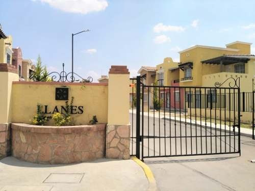 Renta Casa En Pachuca, En Real De Toledo.