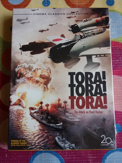 Dvd Tora! Tora! Tora! Attack On Pearl Harbor, Sub Esp