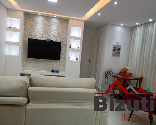 Imagem 1 de 12 de Lindo Apartamento, Condomínio Azaleia, Em Jundiaí - Ap00836 - 68977794