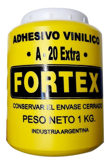 Cola Vinilica A-20 X 1 Kg Pegamento Para Madera Adhesivo A