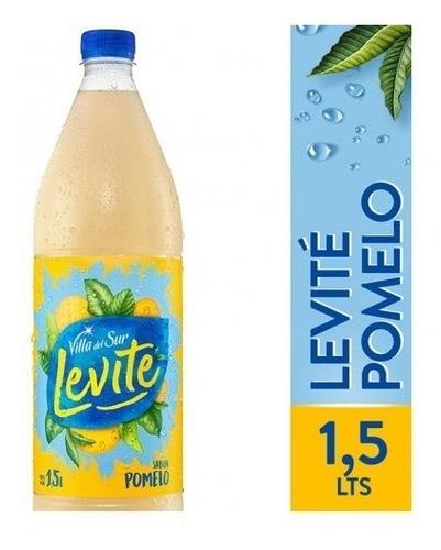 Agua Saborizada Levite Pomelo Sin Gas X 1,5lt