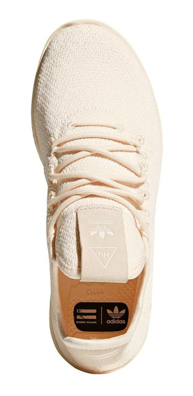 Tenis adidas Pw Tennis Hu W-pharrell Williams Crema,original