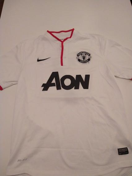 Camiseta Origianl Manchester United Suplente 2012 2013