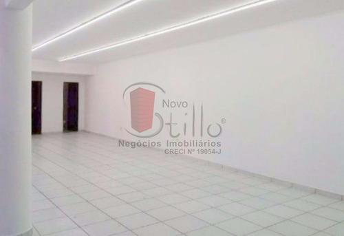 Salao - Vila Regente Feijo - Ref: 4542 - L-4542