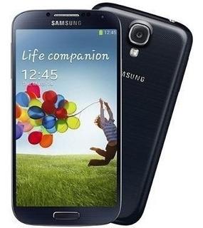 Celular S4 I9400 Android 4.1 2 Chips Tela De 4,7 Preto