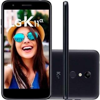 Smartphone Lg K11 Alpha X410btw 16gb Preto Lacrado