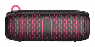 Parlante Bluetooth Star Tec St-sp-92 Negro - Rojo
