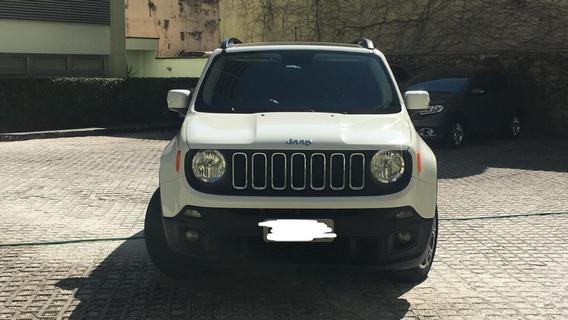 Jeep Renegade Longitude 1.8 Flex - Unica Dona - São Paulo/sp