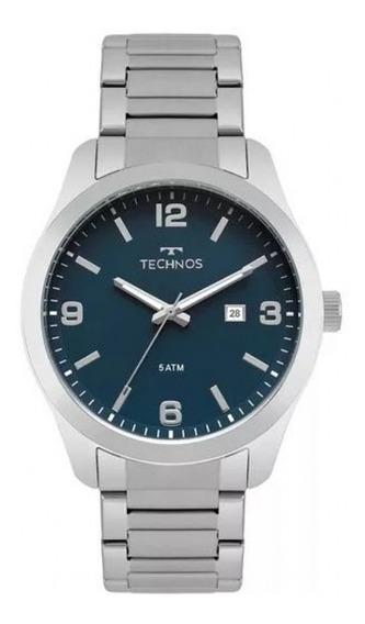 Relogio Technos Masculino Steel- 2115mpk/1a