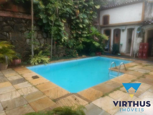Casa - Duplex Na Retiro Dos Artistas - 785m2 - Piscina - V172