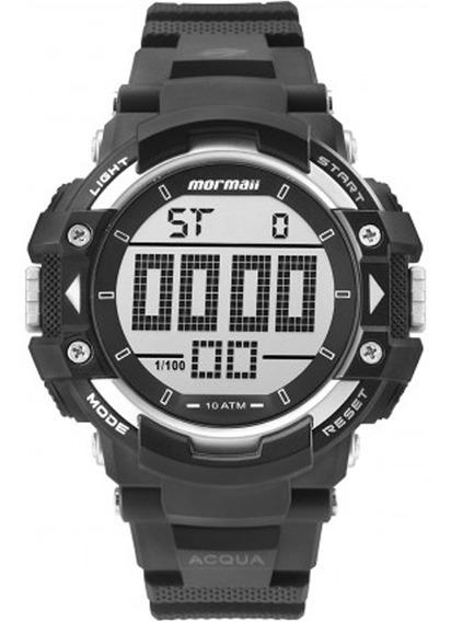 Relógio Masculino Mormaii Acqua Mo15190aa/8k Preto