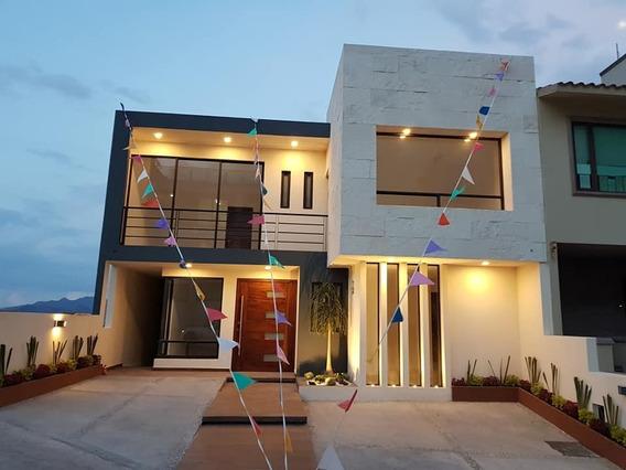 Casa Nueva En Venta En Fraccionamiento Residencial