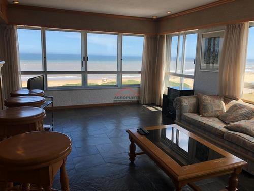 Apartamento En Primera Linea 2 Dormitorios En Alquiler - Ref: 5133