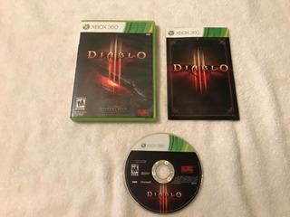 Diablo Lll -juego -xbox 360