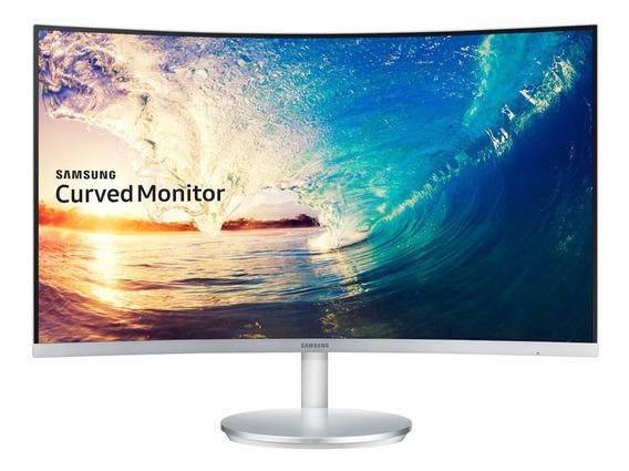 Monitor Curvo 27 Pulgadas Samsung F591 1080p Freesync Cuotas