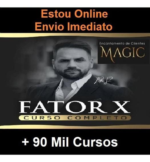 Magic + Fator X 2.0 + Combo De Presentes