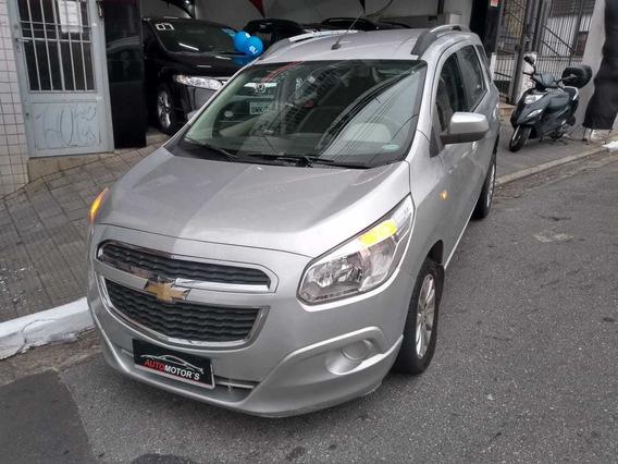 Chevrolet Spin 1.8 Lt 2014 Financ Sem Entrada
