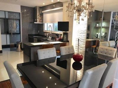 Casa Sobrado A Venda Condomínio Reservatto - Jundiaí/sp - Ca00950 - 4576822