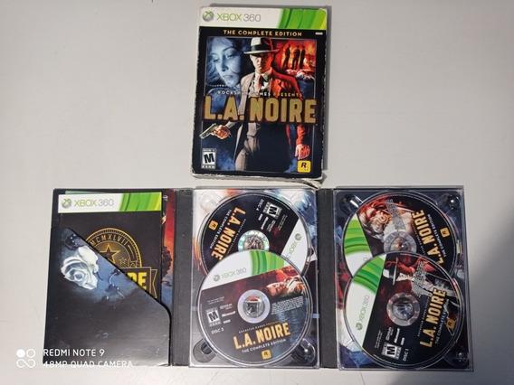 La Noire The Complete Edition Xbox 360