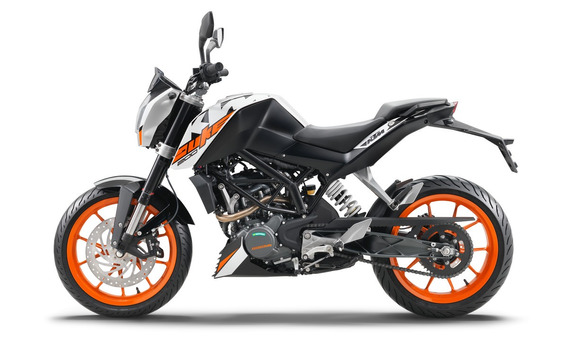 Duke 200 18 Cuotas Sin Interes Solo En Gs Motorcycle