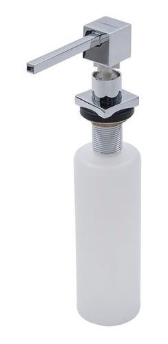 Dosificador Dispenser Jabon Detergente Pileta Johnson Cubo