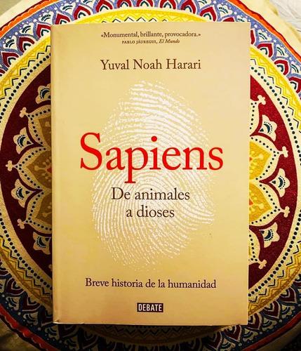 De Animales A Dioses (sapiens)