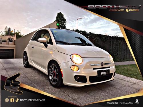 Fiat 500 Sport 1.4 2014