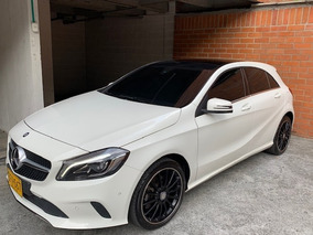 Mercedes Benz Clase A 200 Urban, 2017, Como Nuevo, Rin 18