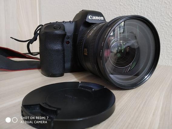 Conjunto: Canon 5d Mark Ii - Lente 24-70 Sigma 2.8