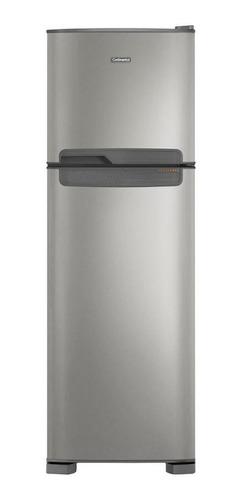 Geladeira/refrigerador 370 Litros 2 Portas Prata - Continental Brasil - 110v - Tc41s