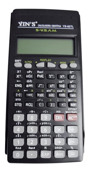 Calculadora De Mesa Cientifica 229 Funções 12 Dígitos