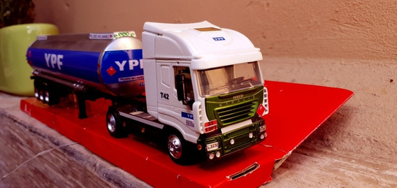 Camión Cisterna Iveco Ypf 1/43 Colección Miniatura New Ray