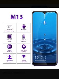 Celular Leagoo M13 4gb Ram 32gb. Possui Desbloqueio Digital